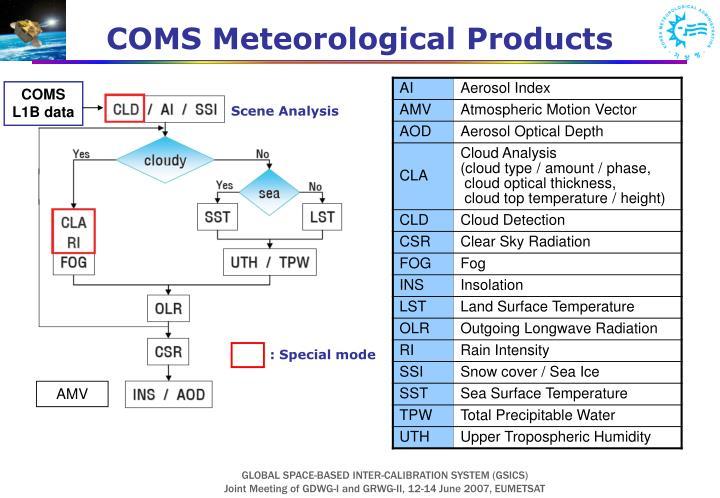 COMS L1B data