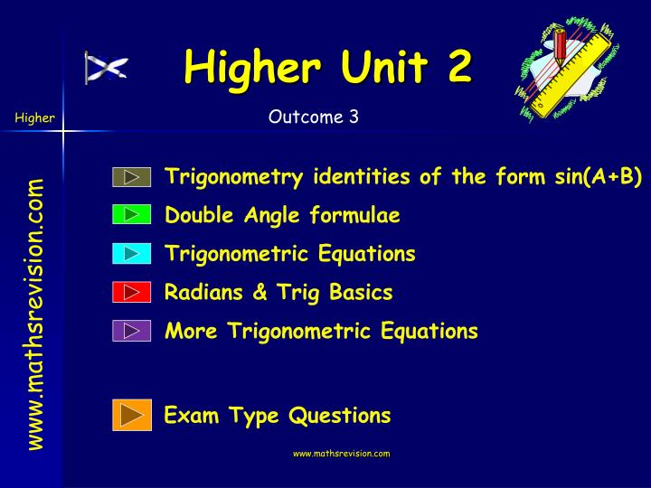 Higher unit 2