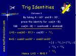 trig identities2