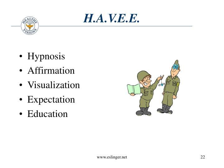 H.A.V.E.E.