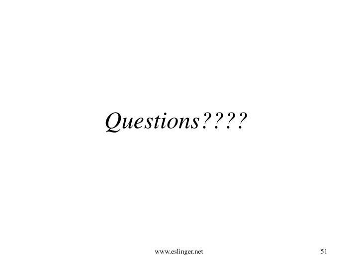 Questions????