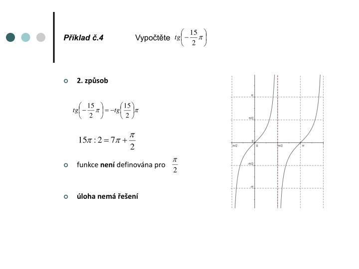 Příklad č.4