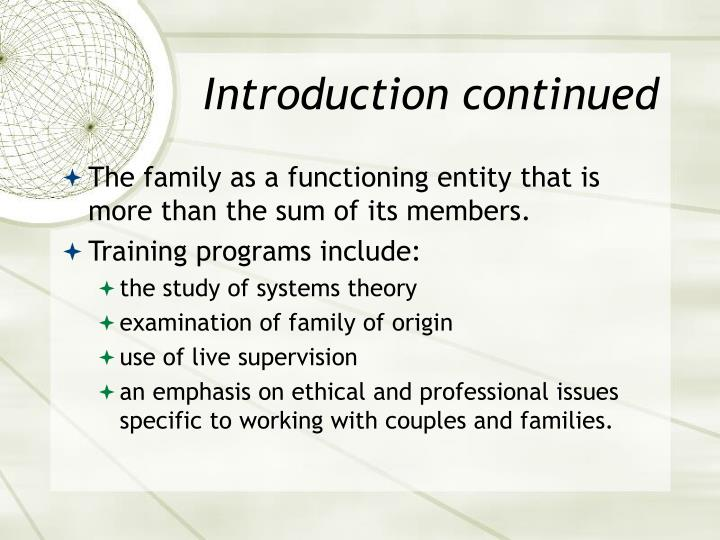introduction to family therapy pdf