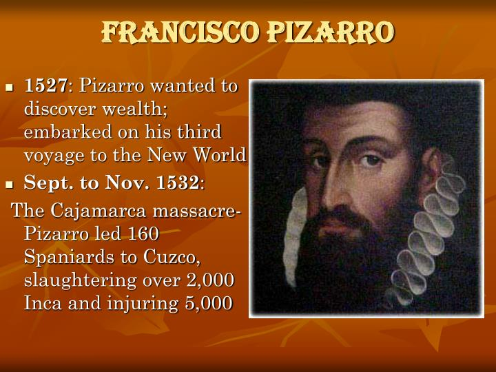 Francisco Pizarro