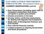 east african public procurement forum june 2008 procurement context4