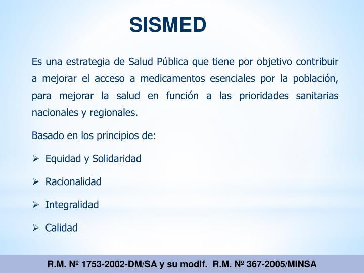 SISMED