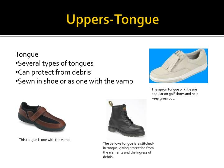 Uppers-Tongue