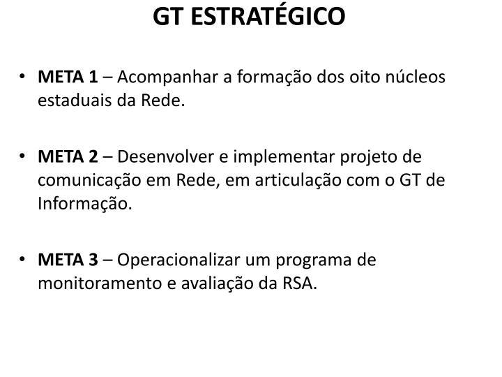 GT ESTRATÉGICO