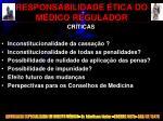 responsabilidade tica do m dico regulador22