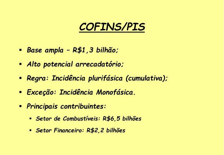 COFINS/PIS