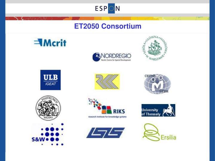 ET2050 Consortium