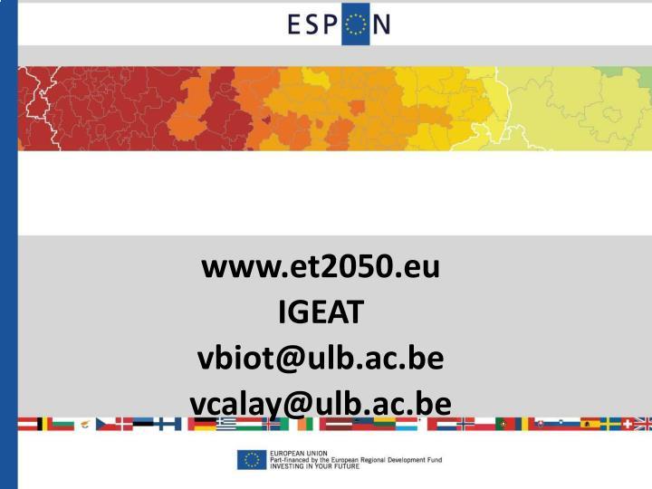 www.et2050.eu