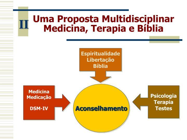 Uma Proposta Multidisciplinar