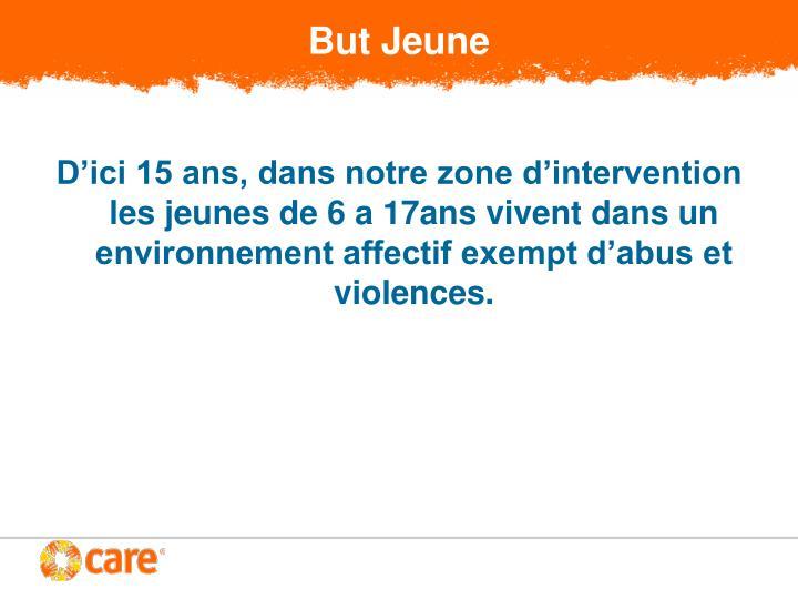 But Jeune