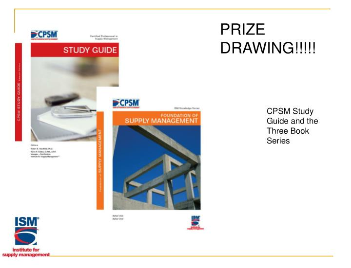 PRIZE DRAWING!!!!!