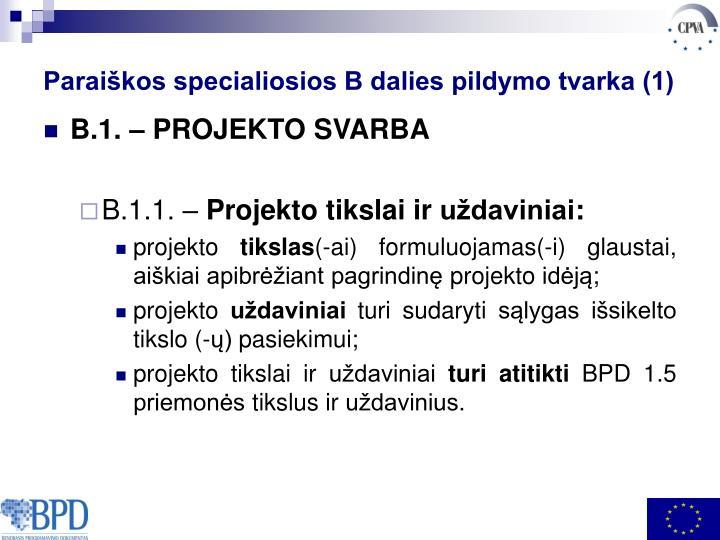 Paraiškos specialiosios B dalies pildymo tvarka (1)
