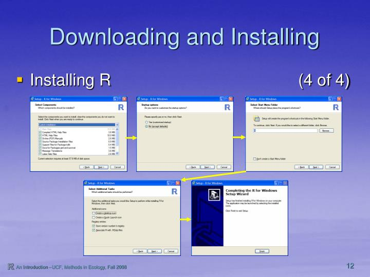 Downloading and Installing