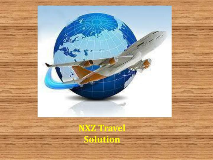 NXZ Travel Solution
