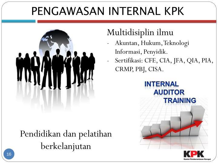 PENGAWASAN INTERNAL KPK