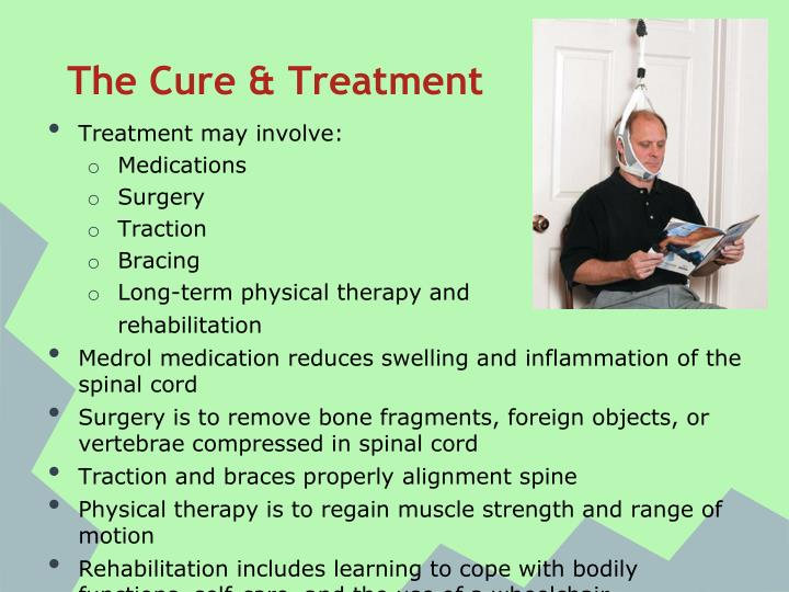 The Cure & Treatment