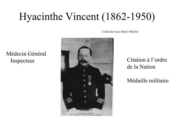Hyacinthe Vincent (1862-1950)