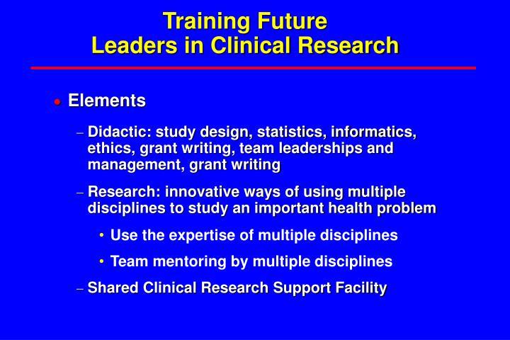 Training Future