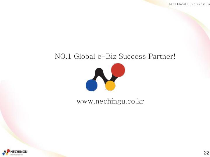 NO.1 Global e-Biz