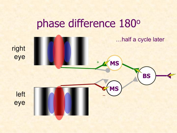 phase difference 180