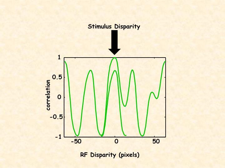 Stimulus Disparity