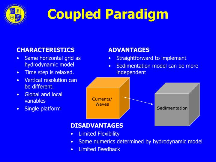 Coupled Paradigm