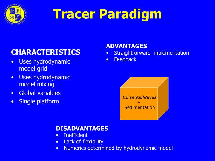 Tracer Paradigm