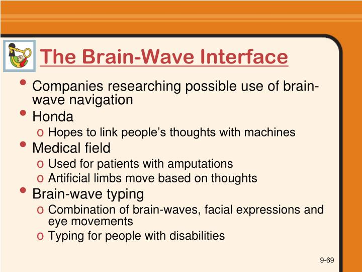 The Brain-Wave Interface