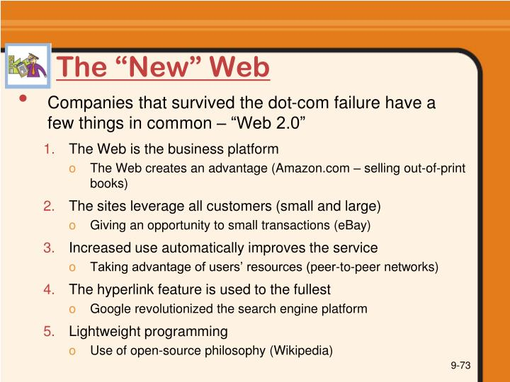 "The ""New"" Web"