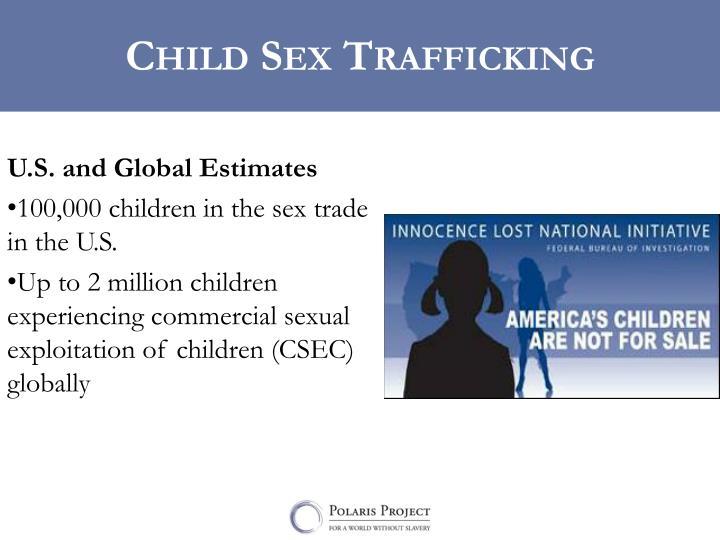 Child Sex Trafficking