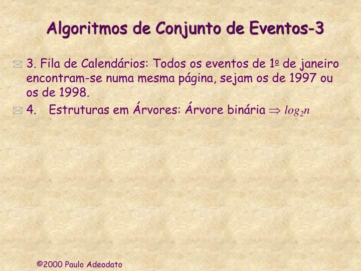Algoritmos de Conjunto de Eventos-3