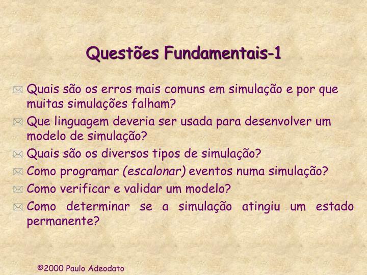 Questões Fundamentais-1