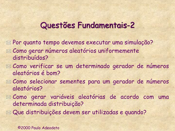 Questões Fundamentais-2