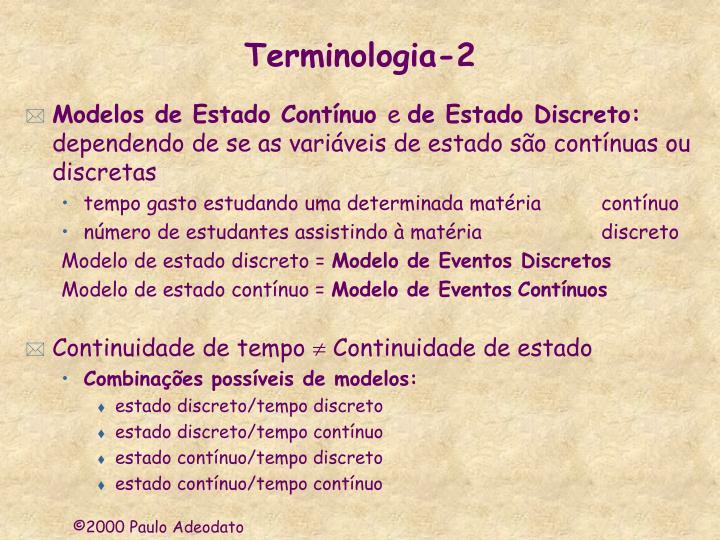 Terminologia-2