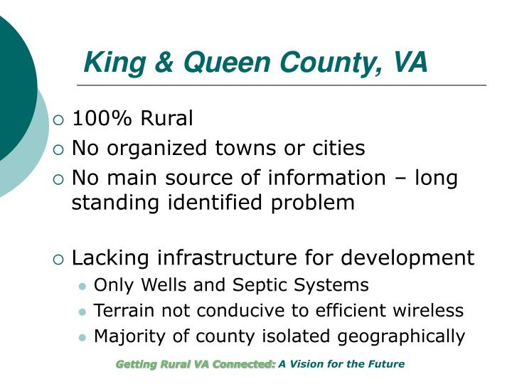 King & Queen County, VA