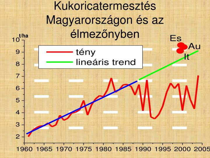 Kukoricatermesztés Magyarországon és az élmezőnyben