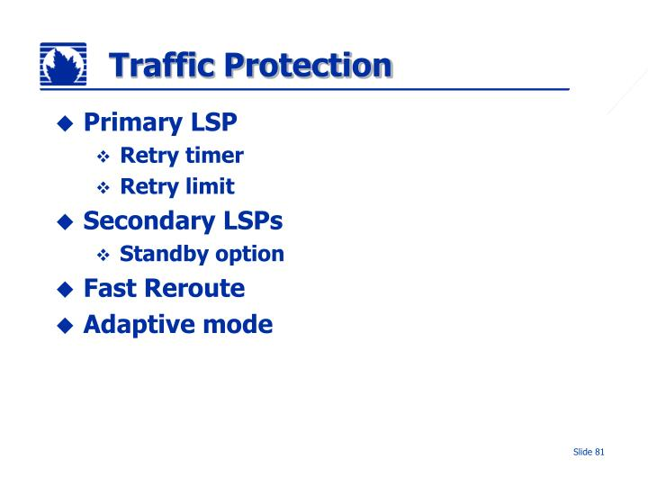 Traffic Protection