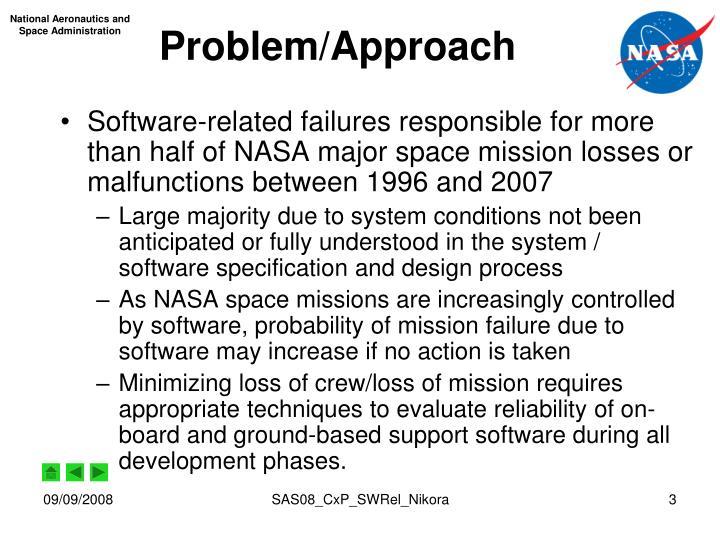 Problem/Approach