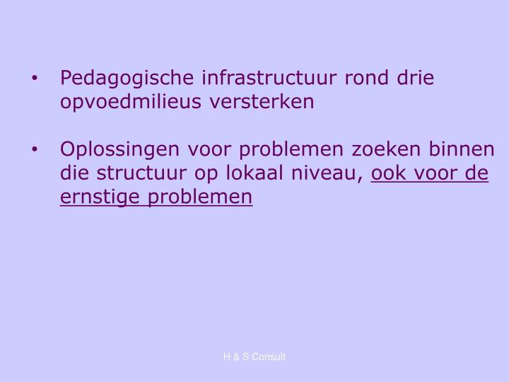 Pedagogische