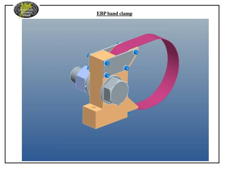 EBP band clamp