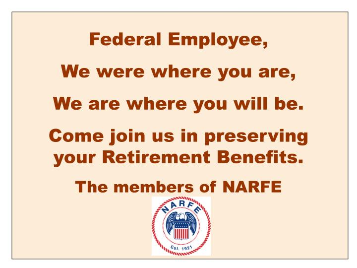 Federal Employee,
