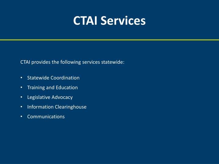 CTAI Services