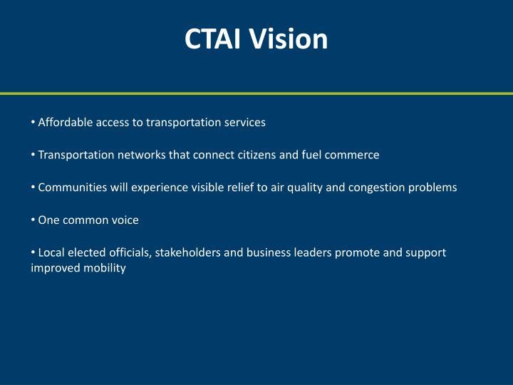 CTAI Vision
