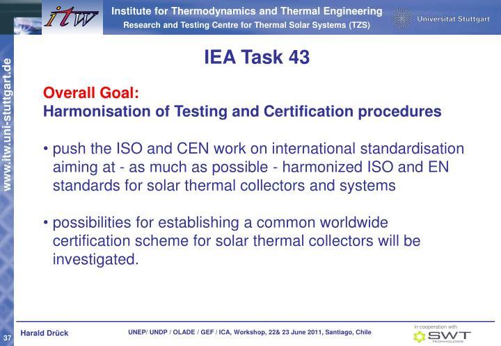 IEA Task 43