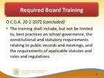 required board training2