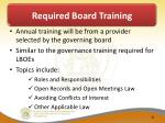 required board training3